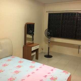 Master bedroom at Bt Panjang