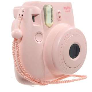New Fuji film instax mini with case