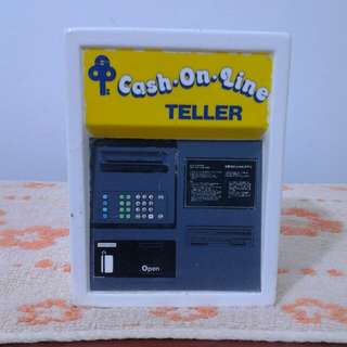 POSB SAVIND COIN BANK.