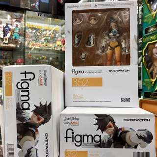 Figma. Overwatch. Tracer.