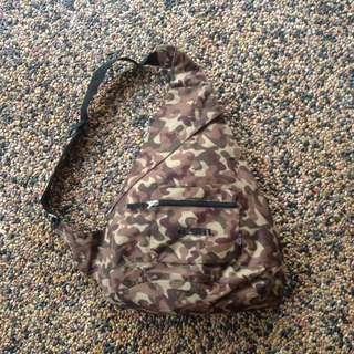 Camo side bag