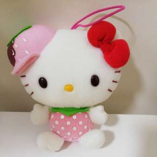 Hello Kitty Mini Plush Toy