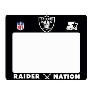 Raider Nation Road Tax Sticker