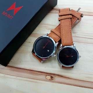 MVMT PU leather Couple