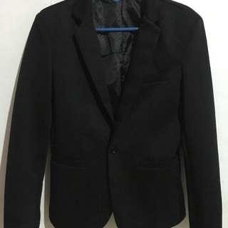 For Rent / For Sale Coat Black