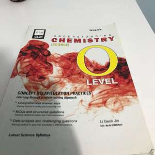 O LEVEL COMBINED CHEMISTRY