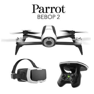 Parrot Bebop 2 Power FPV Pack (brand new)
