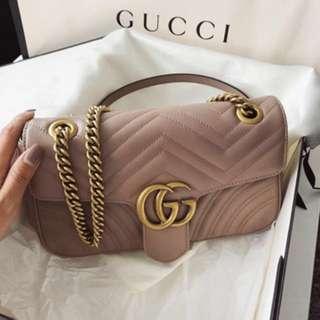 Gucci gg marmont Handbags crossbody 手袋