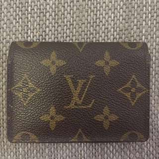 LV card holder (不議價)
