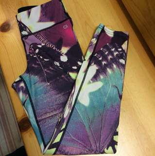 Cool print leggings for girls