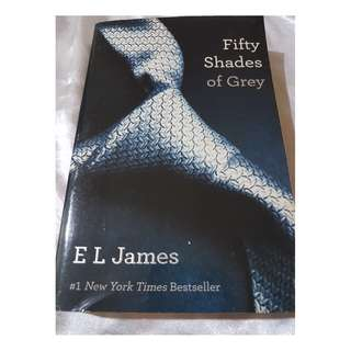 REPRICED! Fifty Shades of Grey by E L James