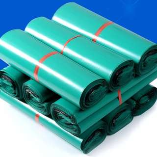 Courier bag  colored polymailers mailing bag