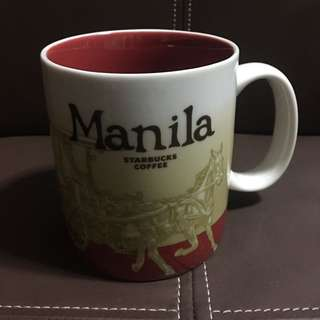 Starbucks Icon Manila & Philippines Mug