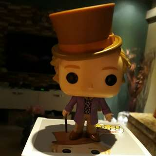 Willy Wonka POP [NEW]