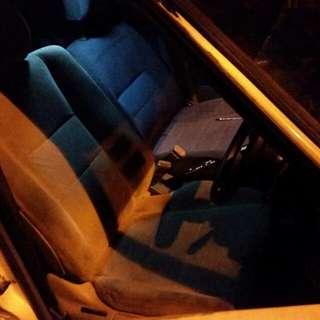Seat iswara original and seat original honda civic FD  .