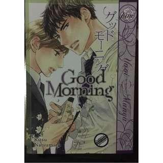 BL Manga: Good Morning - Ritsu Natsumizu