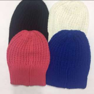 < CATZ > Beanie Hat Winter Hat Knitted Hat
