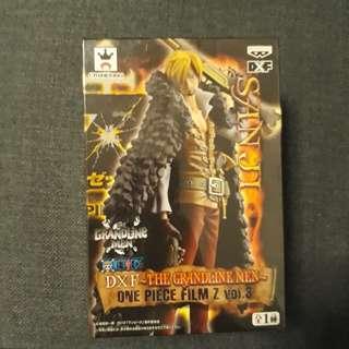 Sanji - figurine - DXF The Grandline Men One Piece