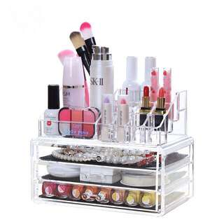 Acrylic Make Up Organiser