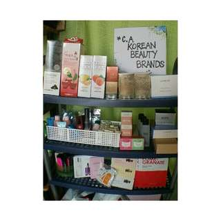 Korean Skincare & Cosmetics