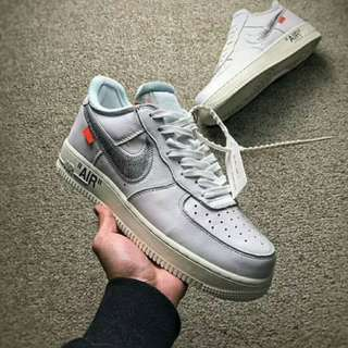 Nike Air Force 1 X Off White