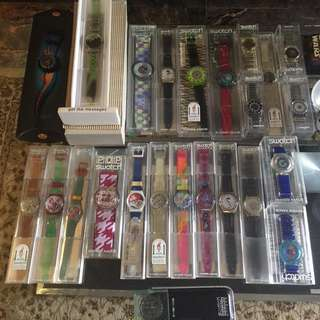 Swatch original bnib