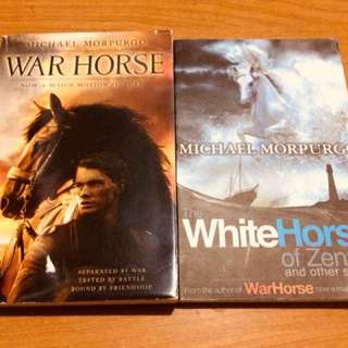 War Horse Book Bundle (6 books by Michael Morpurgo)