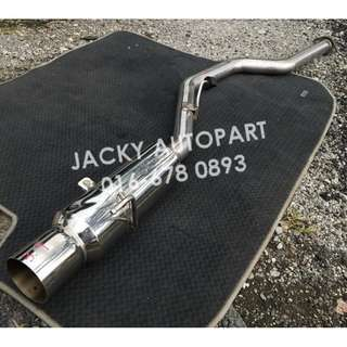 "Muffler Exhaust FGK Power Getter Honda Ra6 2.3"" Jp"