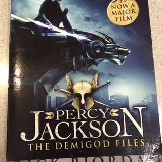 The Demigod files by Percy Jackson
