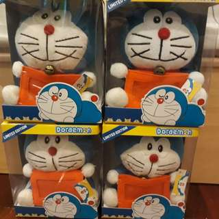 Doraemon Stuffed Toy (new - in box)