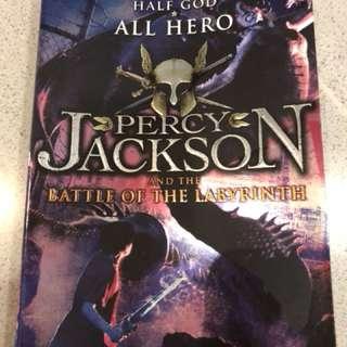 Half boy, Half hero, half God by Percy Jackson