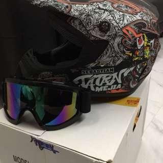 Full face helmet (Matt edition)