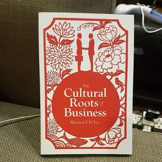 """The Cultural Roots of Business"" Book"