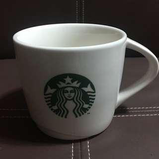 4 Starbucks Mugs