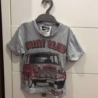 Casual t-shirt (3-4 yrs old)