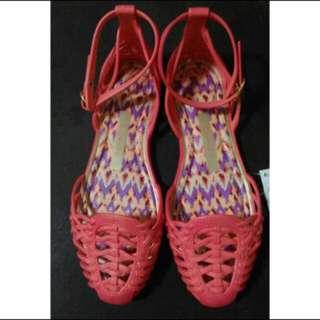 Grendha Sandals (on hand)
