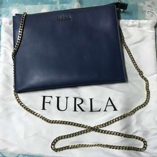 Furla bag / clutch 💯% NEW