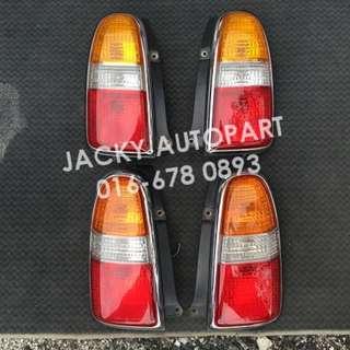 Lampu belakang Perodua Kelisa Daihatsu Gino L7 Jpn