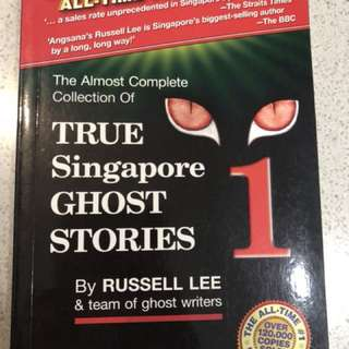 True Singapore Ghost Stories 1 & 17