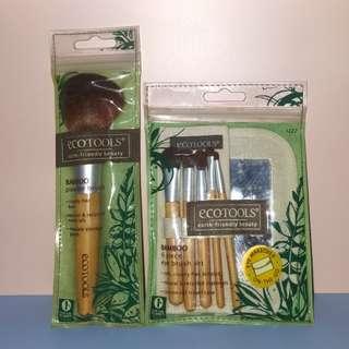 Ecotools Makeup Brush Bundle