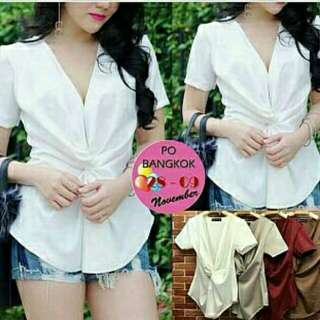 Ayumi Top White HDN 59.000 Matt Twistcone, Fit L 0.20