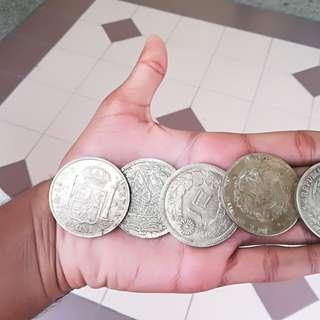 British days old coin