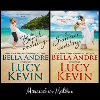 Married in Malibu Series - Bella Andre, Lucy Kevin