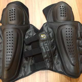 Icon Motorcycle Knee Guards Protection