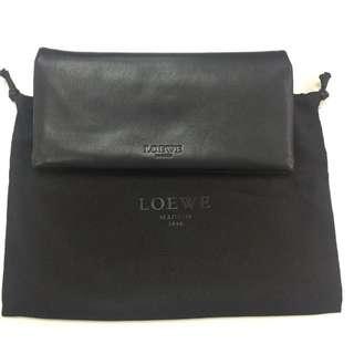 💯real Loewe Long wallet
