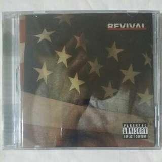[Music Empire] Eminem - Revival CD Album