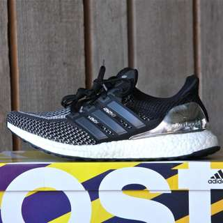 Ultra Boost 2.0 Silver Medal