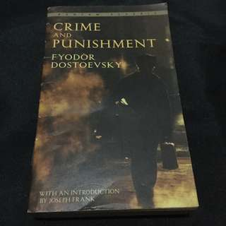DOSTOEVSKY - Crime and Punishment