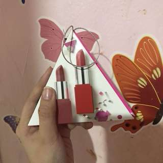 Authentic CLINIQUE Lipstick duo