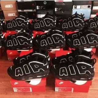 Nike Air More Uptempo Retro 2016 Scottie Pippen